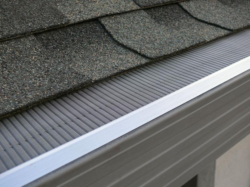 Gutter Guard Installation Service