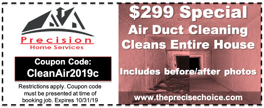 Air Duct Cleaning Coupon 2019c